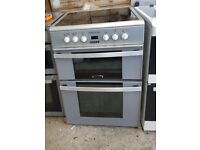 6 MONTHS WARRANTY Leisure Zenith 0cm, double oven electric cooker FREE DELIVERY