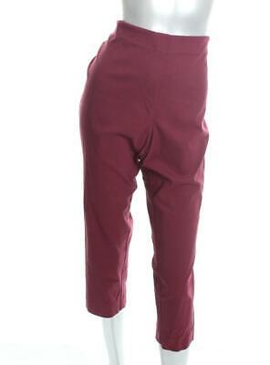 New Women's Style & Co. CAPRI Pants Orchard Vine Size XL
