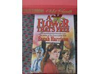 Sarah Harrison hardback books. £1 the two.