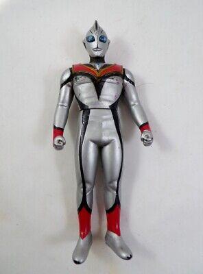 Vintage 1996 Bandai Japan Ultraman Tiga Sky Vinyl Kaiju Godzilla Sentai Henshin