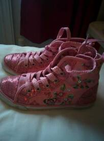 Girls Startrite boots size 10.5