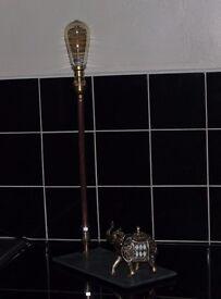 Hand made Elephant Table Lamp