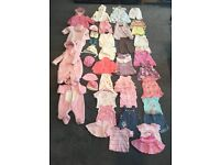 *** BABY CLOTHES BUNDLE - 3-6 MONTHS (GIRL) ***