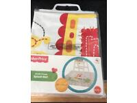Fisher Price baby splash mat