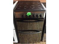 Refurbished indesit kd3c1g electric cooker-3 months guarantee!