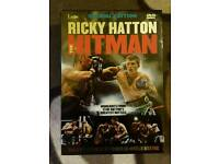 Special Edition Ricky Hatton DVD