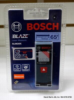 Bosch Blaze 65 Ft. Laser Distance Measurer - Glm20