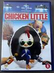 DVD - Chicken Little - Walt Disney - fr/en/nl