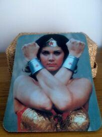 Wonder Woman Mouse Matt