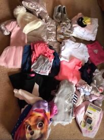 Girls 3months-4years bundle