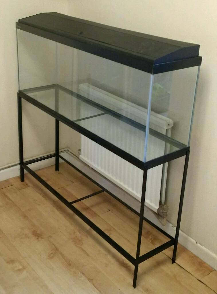 4ft Fish Tank With Lid Amp Stand In Paignton Devon Gumtree