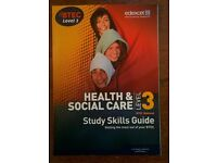 Health & Social Care Level 3 - Study Skills Guide