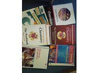 Chemistry GCSE books