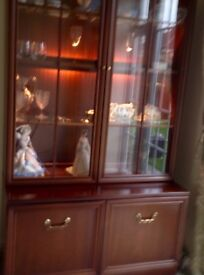 G-Plan Dresser/Display Cabinet