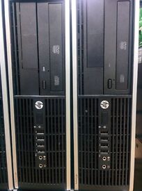 Powerful !!! HP Elite 8200 / Intel Core i5 (3.2GHz), 8GB RAM, 500GB HDD / MS Office / Warranty