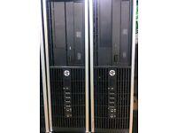 Powerful !!! HP Elite 8200 / Intel Core i5 (3.2GHz), 8GB RAM, 500GB HDD / MS Office / Warranty
