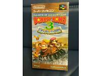 7x Superfamicom Rare Japanese games