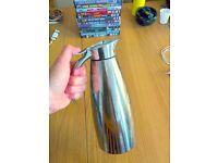 Metal water jug