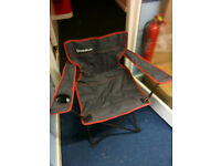 Camping chair (fold up, with carry bag)
