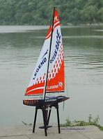 New RC Sailboat --  Monsoon 900 and Legend Sail Boat