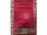 Hijama Cupping Therapy Walsall/Birmingham and surrounding areas