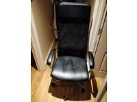 Ergonomic IKEA Markus office chair - 6 years warranty remaining