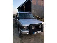 Land Rover Discovery 2 For Parts
