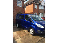 Ftransit 2.2TDCi MOT Custom absolutely superb