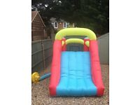 Hy-Pro Bouncy Castle with Slide