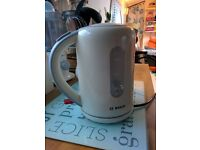 Brand New Bosch Village Collection 1.7L Kettle