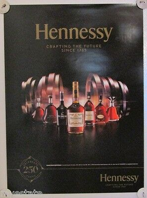 Crafting Store (New Lot of 2 Store Display Paper Posters Decal  HENNESSY Crafting The)