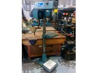 Viceroy 20 heavy duty Pillar Drill. Ex High School. Very Good Condition. UK Delivery Available.