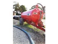 NC 1550 Slurry Tank