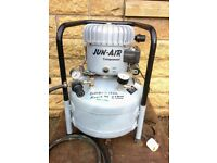 Jun Air 6-25 Silent Air Compressor. High end machine, Ex high school. UK Delivery Available.
