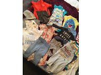 Baby boys large 3/6 bundle! Nike, Gap, Next! Excellent condition as new! Can deliver locally!