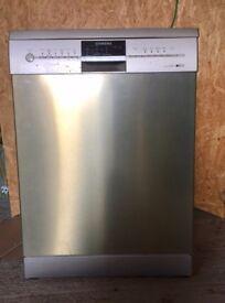 SIEMENS iQ300 dishwasher (faulty)