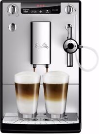 Melitta E 957-103 Bean to Cup Coffee Machine Caffeo Solo & Perfect Milk (BNIB)