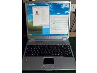 Packard Bell Easynote E6100 Running Windows XP Pro and Wireless