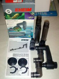 Eheim External Fish Tank Filter Spray Bar Installation Set 2.