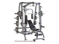 Key fitness multi gym