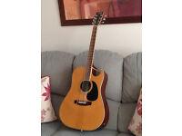 Rare `90s electro-acoustic guitar