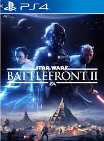 Battlefront 2 Star Wars