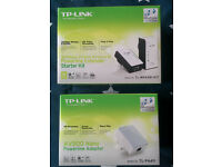 Get WiFi upstairs, TP-LINK TL-WPA281 Powerline Wi-Fi Extender / Booster / Hotspot with Ethernet Port