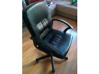 Ikea Moses swivel chair. Original price £40.