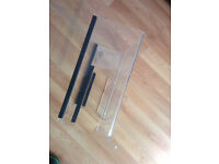 Acrylic Monitor Riser / Stand