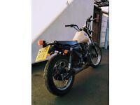 Sinnis trackstar 125 cc motorcycle