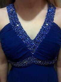 Prom Dress - Goya Fits Size 6/8