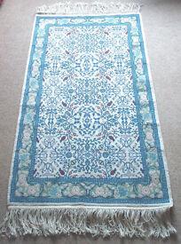 Genuine Tunisian rug 35 x 65 inches