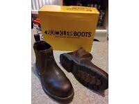 Men's Buckler Chelsea Boots nearly new UK10