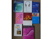 Brand new textbooks for Music Technology/Informatics